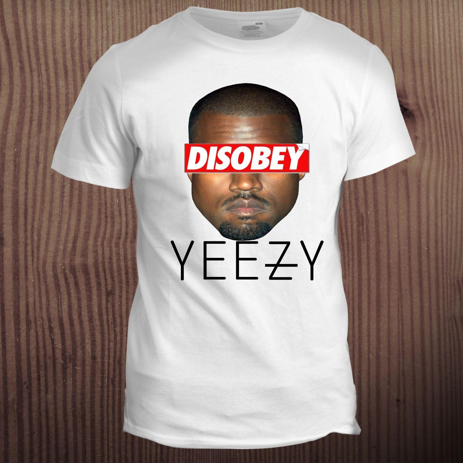 946d70c04 Disobey Anonymous Kanye West Life Of Pablo Vendetta Conspiracy Urban T  Shirt Custom T Shirt Logo Text Photo Mens Womens T Shirt Cool T Shirts  Design Designs ...