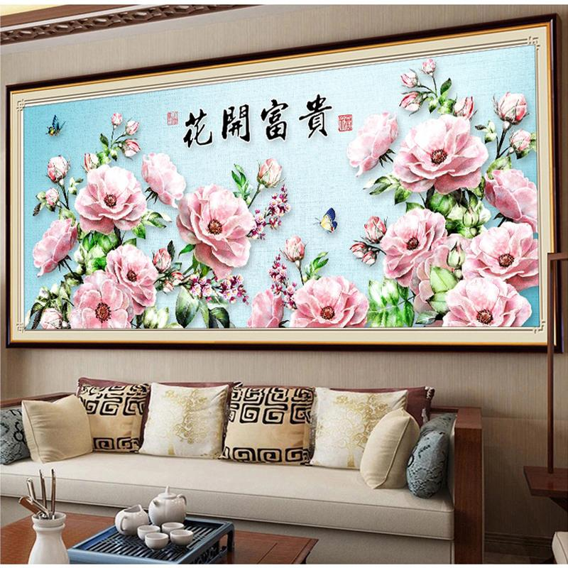 wholesale Diamond Painting Special Shaped Drill Diamond Embroidery Mosaic Sale,Chinese Christmas Picture Accessories Decor