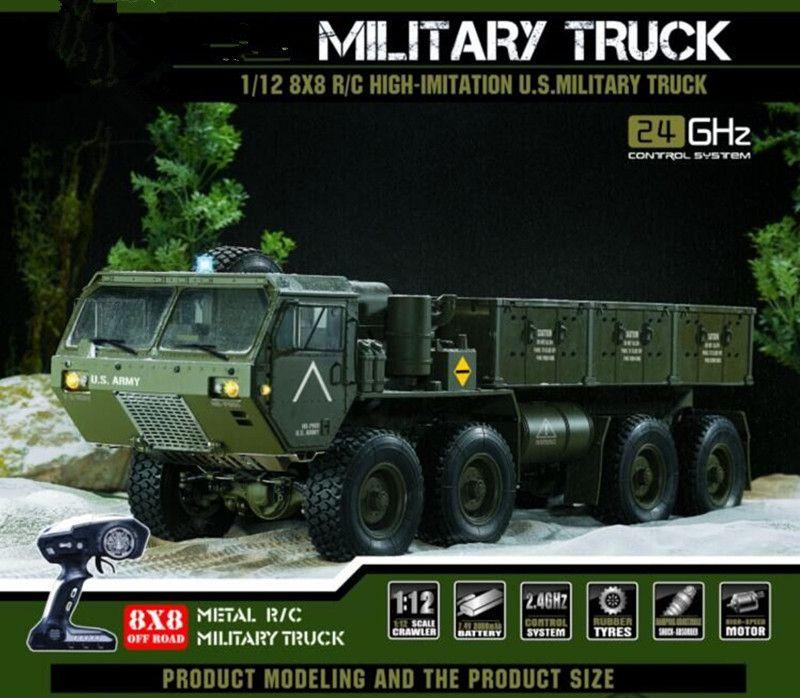 Lkw Rc Militär mit Licht und Ton Alle Artikel in Elektrisches Spielzeug