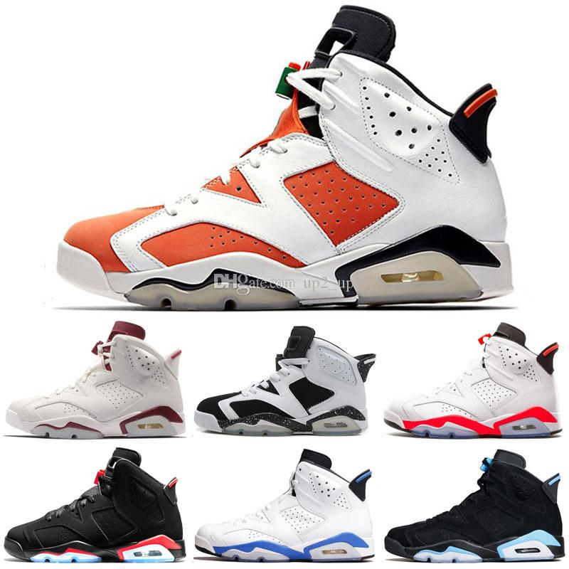 113d53b3243b 2019 6 6s CNY China Year Men S Retor Outdoor Shoes Slam Dunk Pantone GS  Pinnacle Green Bugs Bunny Mens Sports Sneakers Size 7.0 13 From Up2 up2