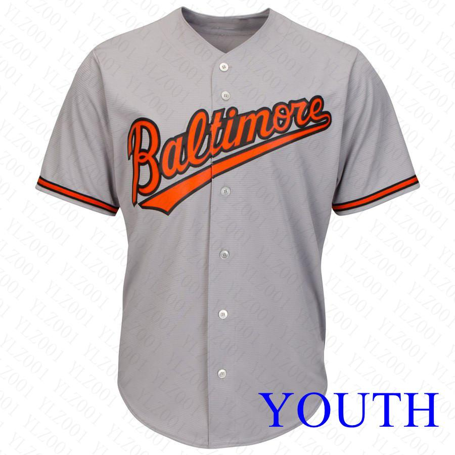 3f9949cc7 2019 Youth Chris Davis Jersey Custom Orioles Mark Trumbo Adam Jones Alex  Cobb High Quality Stitched Cal Ripken Jr Kids Baseball Jersey From Ylz002