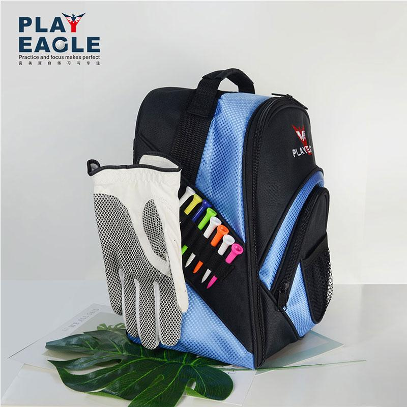 PLAYEAGLE Golf Cooler Bag-Soft Cooler Bag Insulated Picnic Lunch Bag for Men,Women,Children-Tote for Golf-Holds Water Bottle