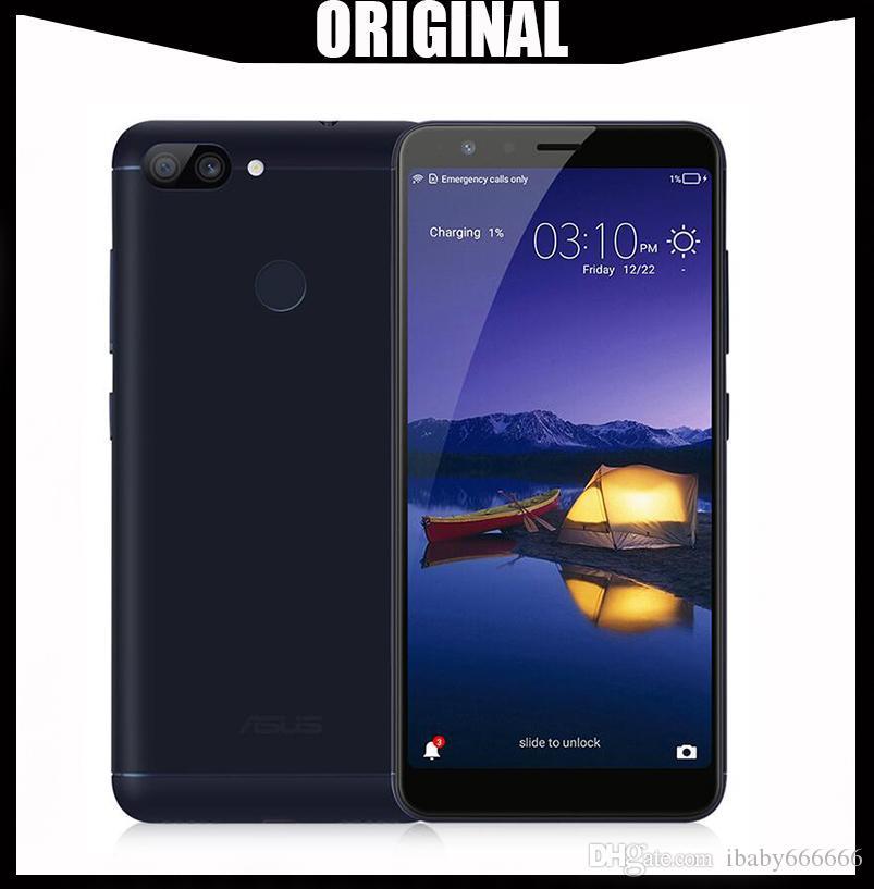Original Asus Zenfone Pegasus 4S Max Plus Smartphone Android 7 0 18:9 Full  Screen 5 7 4G 64G Octa Core 16MP Camera 4130mAh mobile Phone
