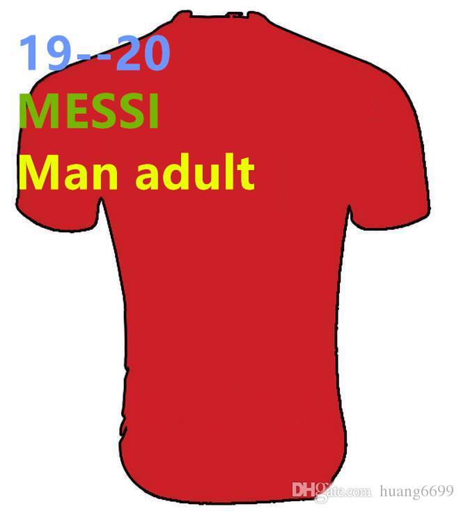 38a186cc11125e 2019 2020 tailândia qualidade Messi Barcelona Futebol Jersey 19 20 Homens  Iniesta Suarez MALCOM Dembele Coutinho uniformes de futebol camisas