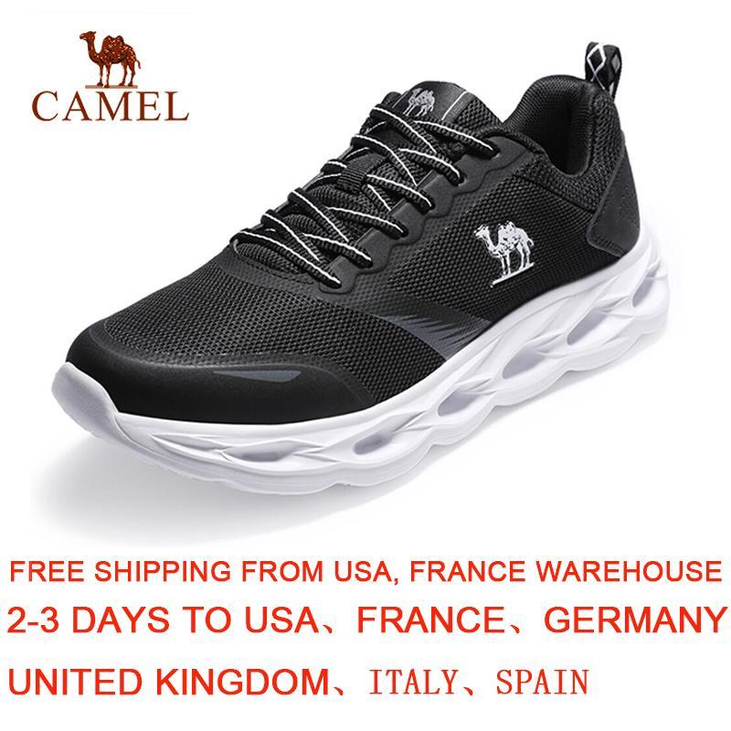 80128c36d6f34 Acquista Scarpe Invernali Da Corsa CAMEL Uomo 2018 Nuove Scarpe Sportive  Sneaker Traspiranti Leggere E Comode L uomo A  32.36 Dal Comen