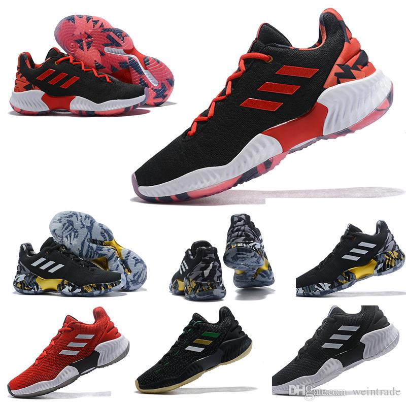 4c165f33a 2019 2018 New Arrival Original AD Pro Bounce Low Basketball Shoes For Men  Top Quality Designer Shoes Brand Sneakers Mens Trainers EUR 40 46 From  Weintrade