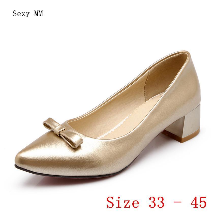 caffca75 Compre Tacones Bajos Zapatos De Tacón Alto Para Mujer Zapatos De ...