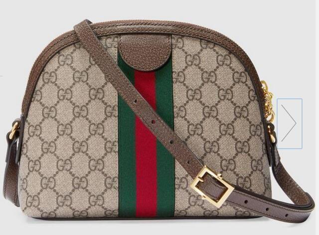 eab167bb466a Ophidia small shoulder bag 499621 Women Fashion Shows Shoulder Bags Totes  Handbags Top Handles Cross Body Messenger Bags