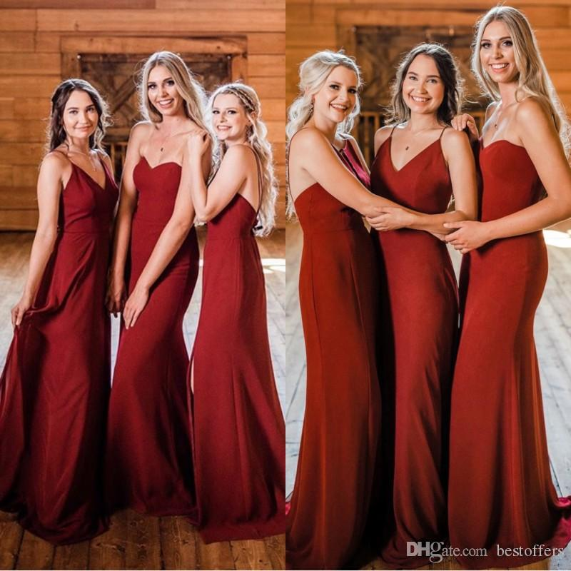 Cheap Purple Halter Top Bridesmaid Dresses Discount Sexy Lace Boho  Bridesmaid Dresses 2b500c09e829