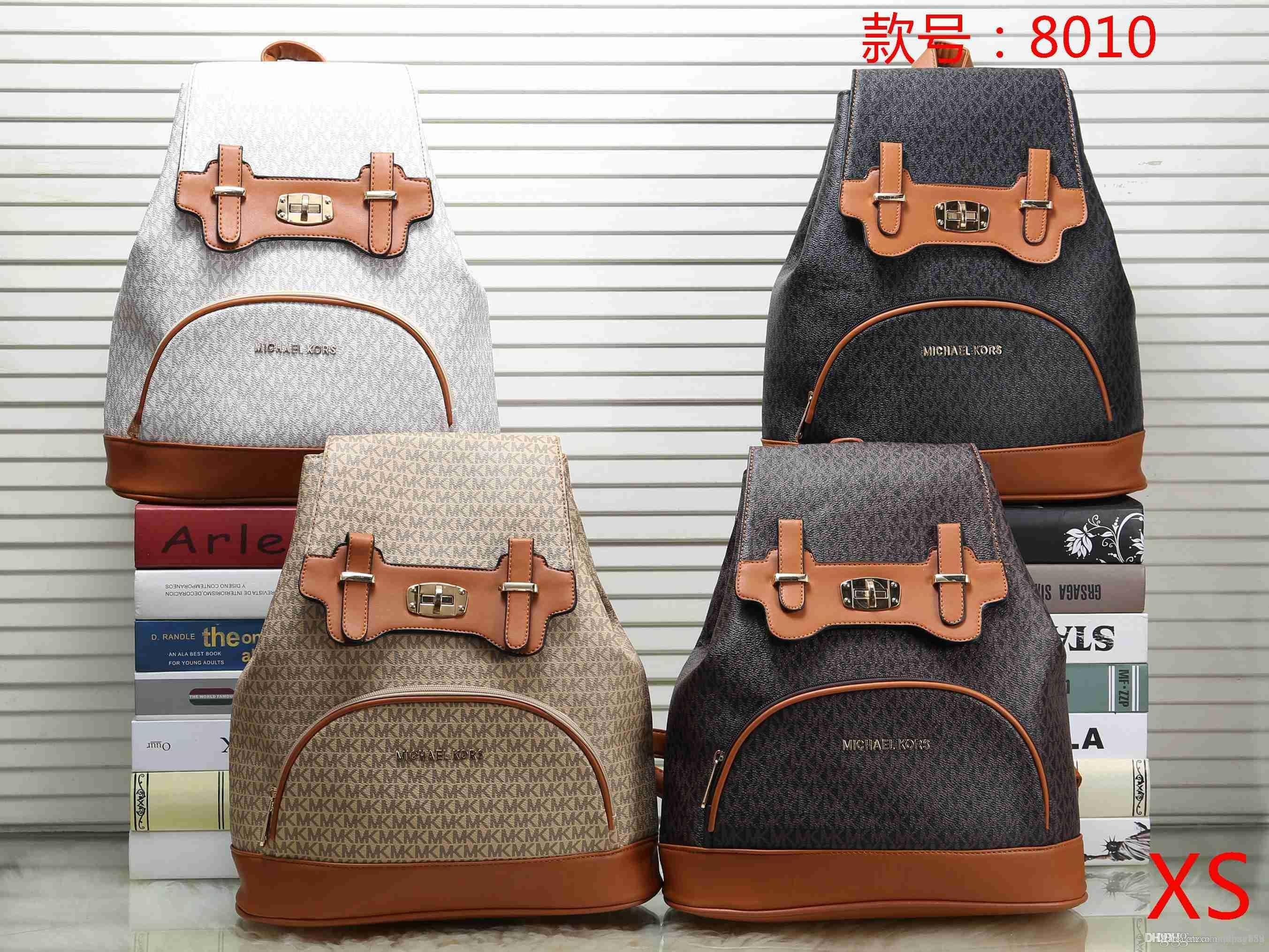 RRR 8010 XS Best price High Quality women Ladies Single handbag tote Shoulder backpack bag purse wallet BBBBB8