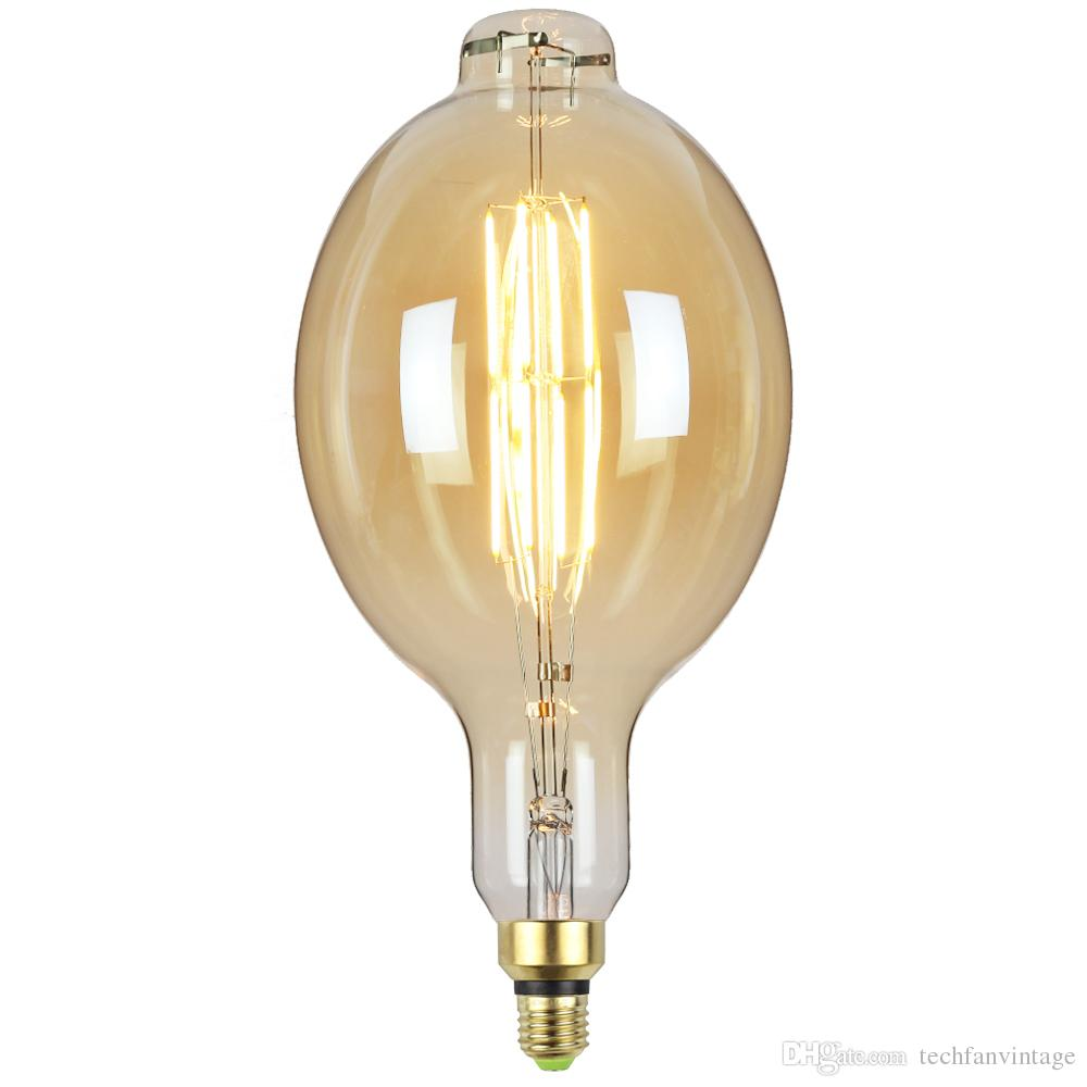 Light E27 Bt180 Vintage Big Dimmable Led Tianfan 220240v 8w Edison Filament Bulbs Amber Decorative Bulb thdCBsQxr