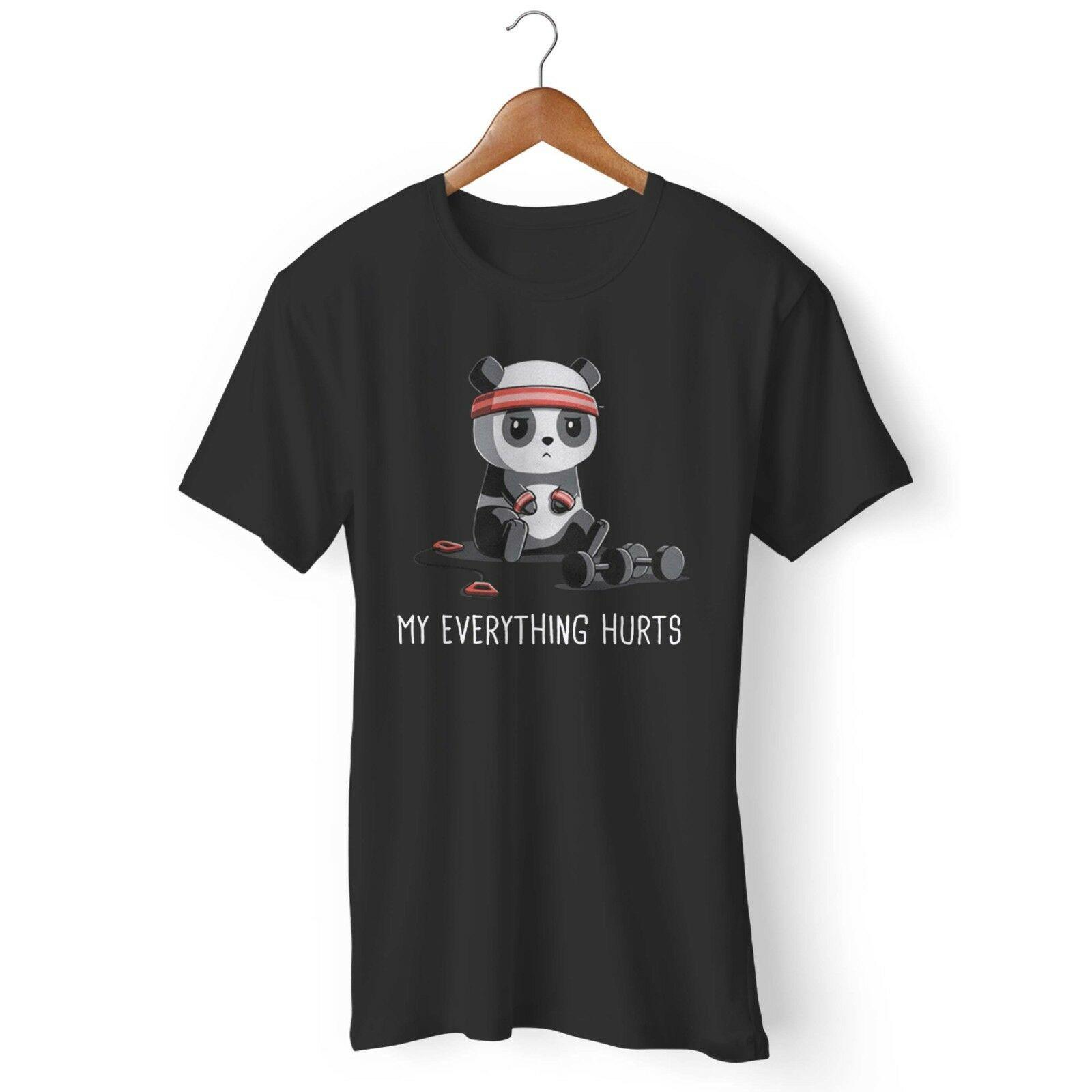 ee16c9c54 My Everything Hurts Man's / Woman's T-ShirtFunny free shipping Unisex  Casual Tshirt top