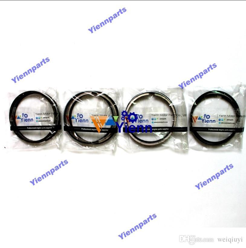 for Kubota V1505 Piston ring 16261-21050 16292-21050 for Kubota KX71-3 Mini  Excavator V1505 diesel engine repair parts