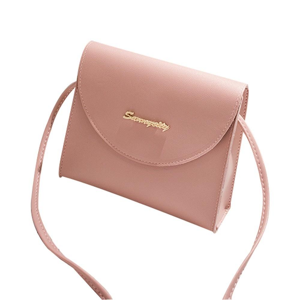 1dd58d6f46f Cheap Fashion Fashion Female Solid Covered Cross Body Bag Coin Purse Mobile  Phone Pocket Bag Shoulder Bag Designer For Teenager Girls A40 Hobo Bags  Designer ...