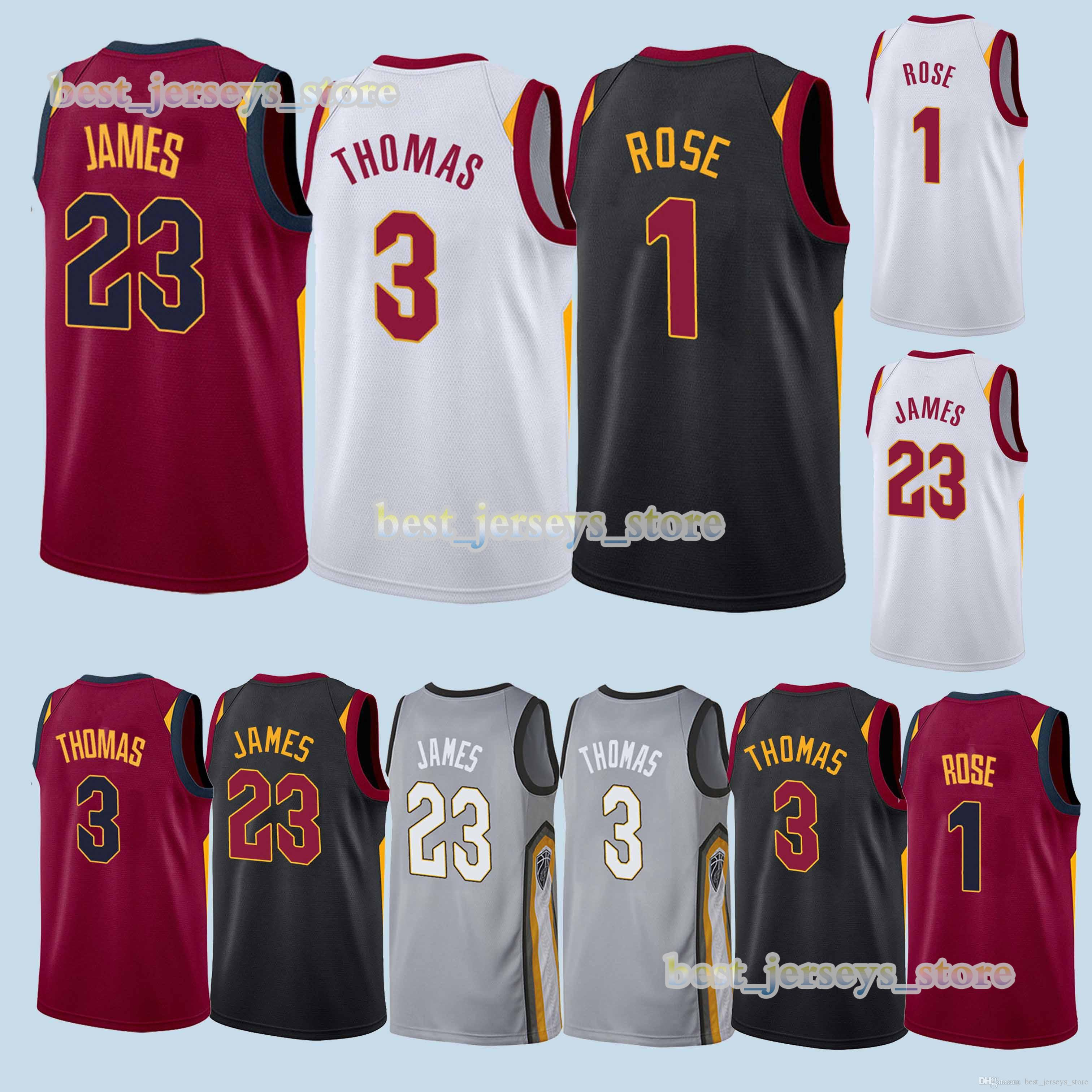 newest collection 4c0e2 18eb2 0 Kevin jersey 23 LeBron James 2 Sexton 5 Smith reliable quality Basketball  Jerseys 2019 new Design sweater