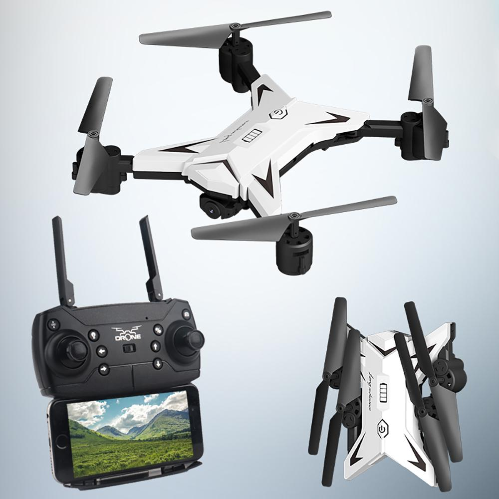 Toys & Hobbies Reasonable Drone X Pro 1080p Hd Camera Wifi App Fpv Foldable Wide-angle 4* Batteries Buy One Get One Free