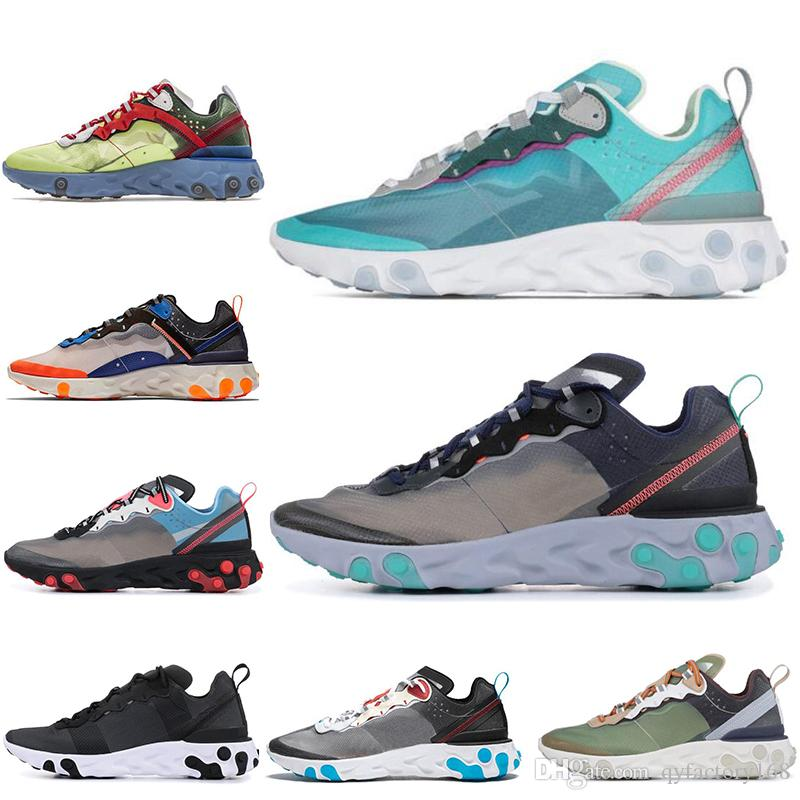 c5df4dbe0494 2019 New Cheap Epic React Element 87 Undercover Men Runner Shoes For ...