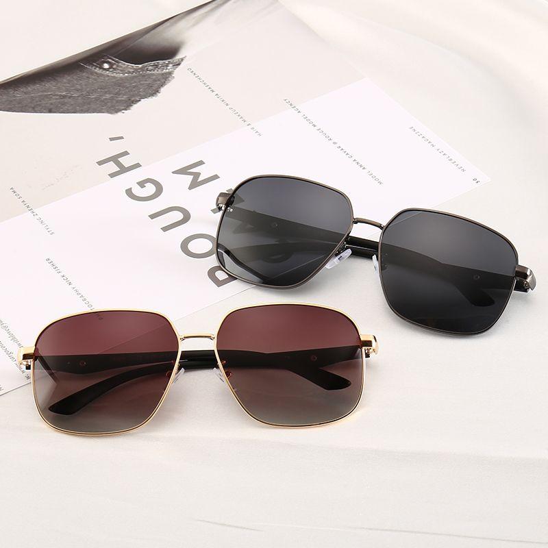 5b7adee66 Fashion Brand Designer 2019 Polarized Sunglasses Channel Luxury ...