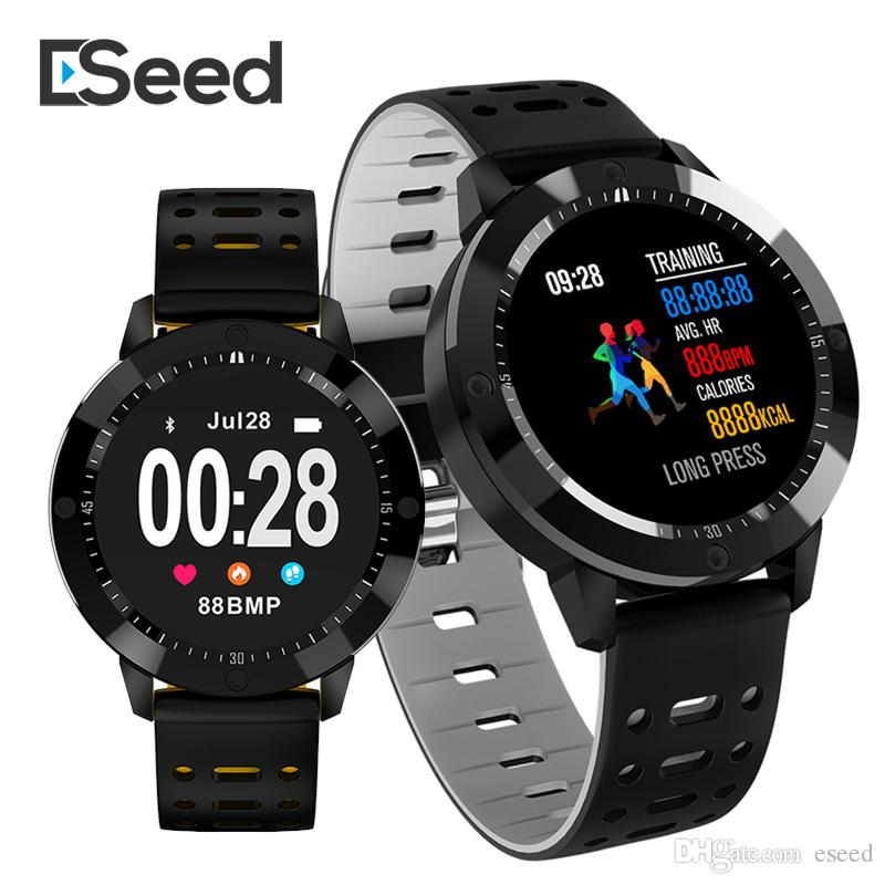 10cf10e0589773 ESeed ES01 Smart Bracelet Watch IP67 Waterproof Tempered Glass Activity  Fitness Tracker Heart Rate Monitor Sports Pk Fitbit Id115 Plus Sleep  Trackers Sleep ...