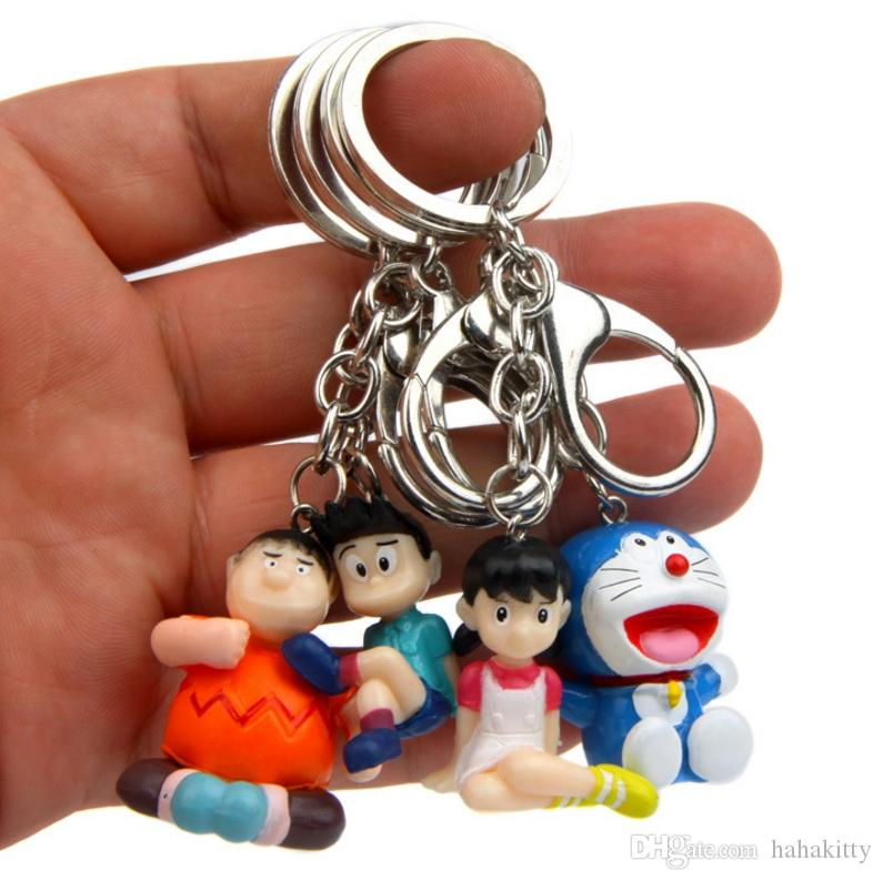 2019 Hys339 4cm Blue Fat Child Keychain Small Handmade Carabiner
