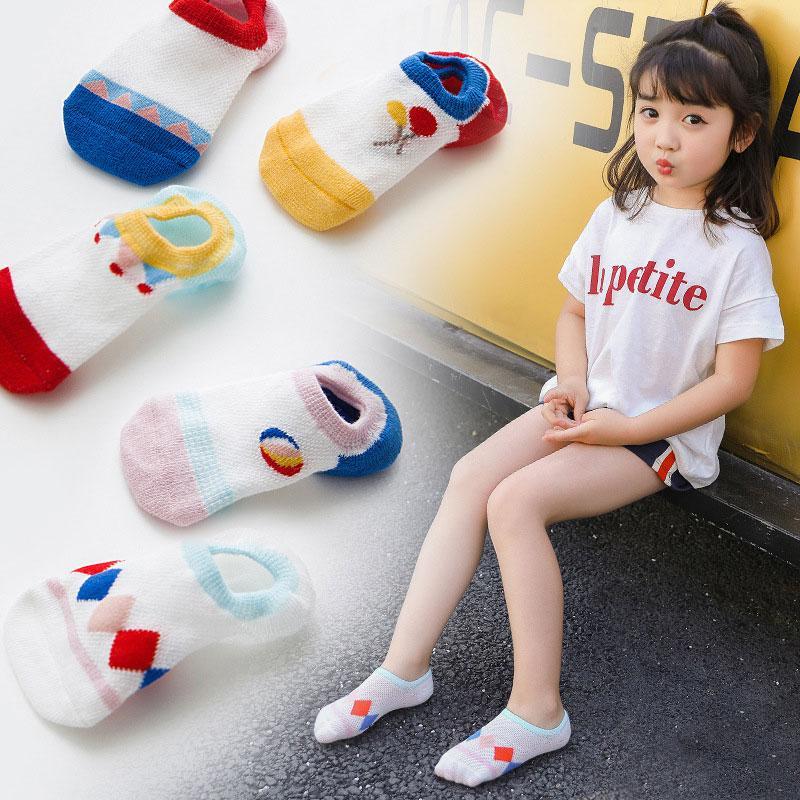 Neue Ankünfte Cartoon-muster Baby Mädchen Knie Socken Kinder Socken Nette Lange Baumwolle Kinder Junge Schule Socken 0 Zu 8 Jahr Mutter & Kinder Socken, Strumpfhosen & Leggings
