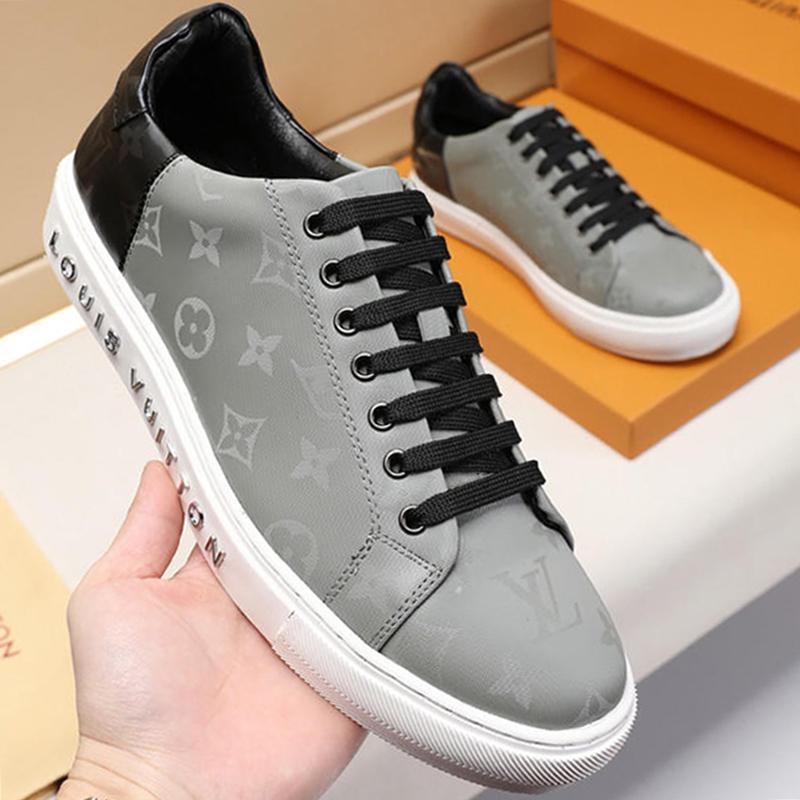 d9456f64 Compre Nueva Moda Hombre Zapatos Zapatillas De Deporte Para Caminar  Deportes Al Aire Libre Con Cordones Calzado Deportivo Para Hombre Alta  Calidad ...