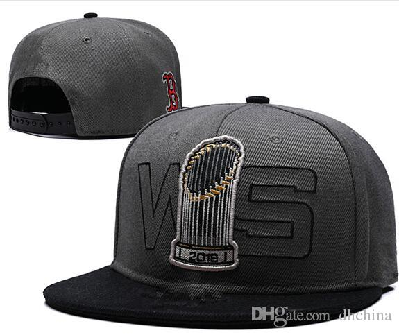 eab6042829c New Caps Baseball WS Snapback Hats Champions Cap Gray Teams Hats Mix Match  Order All Caps in Stock Top Quality Hat Wholesale Ws Hats Cap Online with  ...