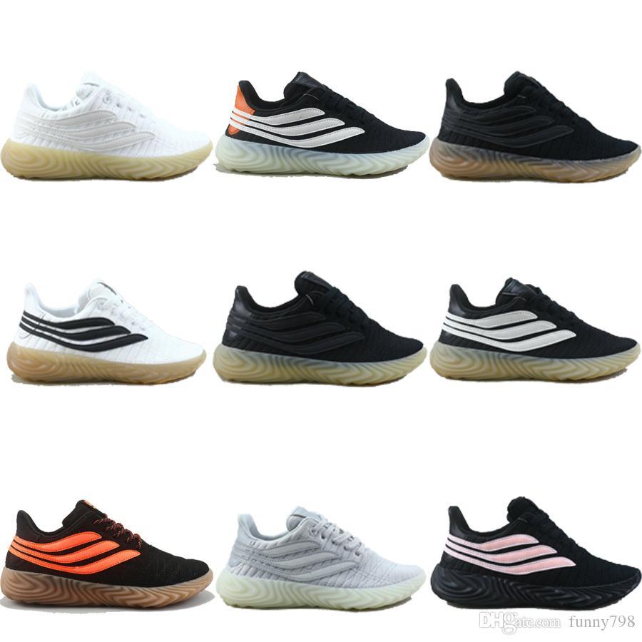 adidas yeezy yeezys yezzy yezzys sply 450 boost mit box 2019 mode luxus designer frauen schuhe männer SOBAKOV 450 Kanye West Beackham schwarz weiße