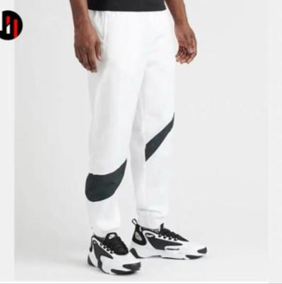 NEW Brand Mens Sports Pants Jogger Track Pants Jogger Clothing Patchwork Drawstring Brand Sport Sweat Pants Yellow White Red B101029L