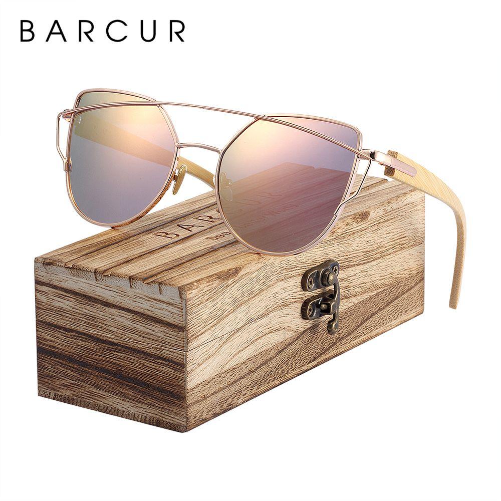 Trending Styles Rimless Black Walnut Wooden Sunglasses Men Square Women Sun Glasses Red