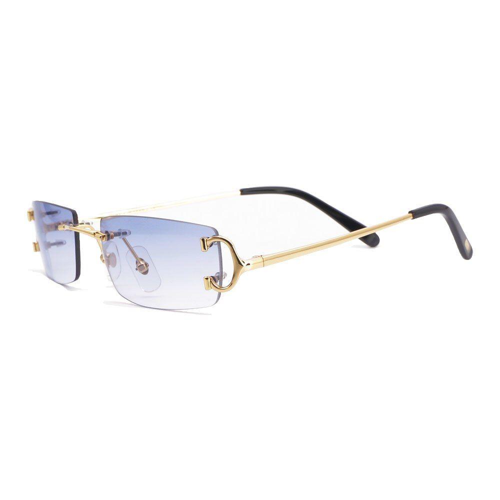 45c9b92abb Compre 4 En 1 Gafas De Sol Pequeñas Hombres Mujeres Moda Gafas De Sol  Marcos Gafas Vintage Decoración Gafas Gafas De Sol Rojas Accesorios 827 A  $238.32 Del ...