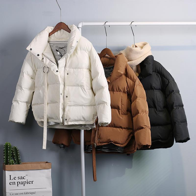 f0d9e2317 On sales Autumn Winter Jacket Women Coat 2019 Fashion Female Stand Winter  Jacket Women Parka Warm Casual Plus Size Overcoat