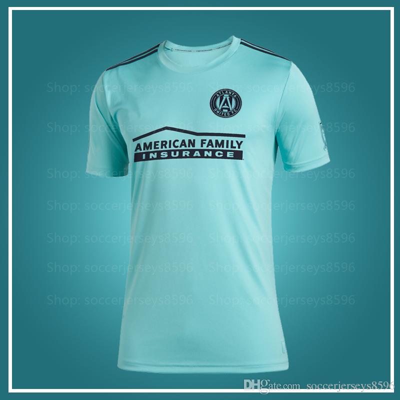 new product 413e5 af4ae XXS-4XL MLS Atlanta United 2019 Parley Jersey 2019 2020 Parley MLS Atlanta  United soccer jersey 19 20 MLS Parley MARTINEZ men women jerseys