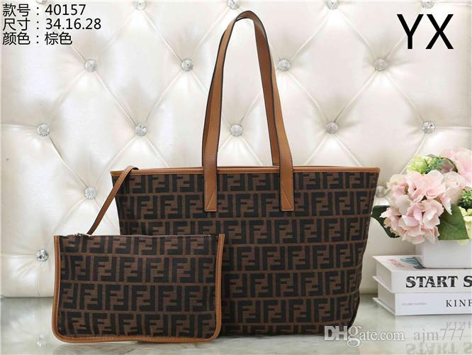 0cef1412f3 2018.40157styles Handbag Famous Designer Brand Name Fashion Leather  Handbags Women Tote Shoulder Bags Lady Leather Handbags Bags Purse525  Duffle Bags ...