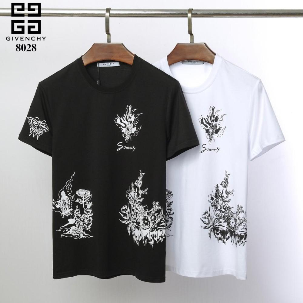 2019 Summer New Fashion T Shirt For Men And Women Brand Designer