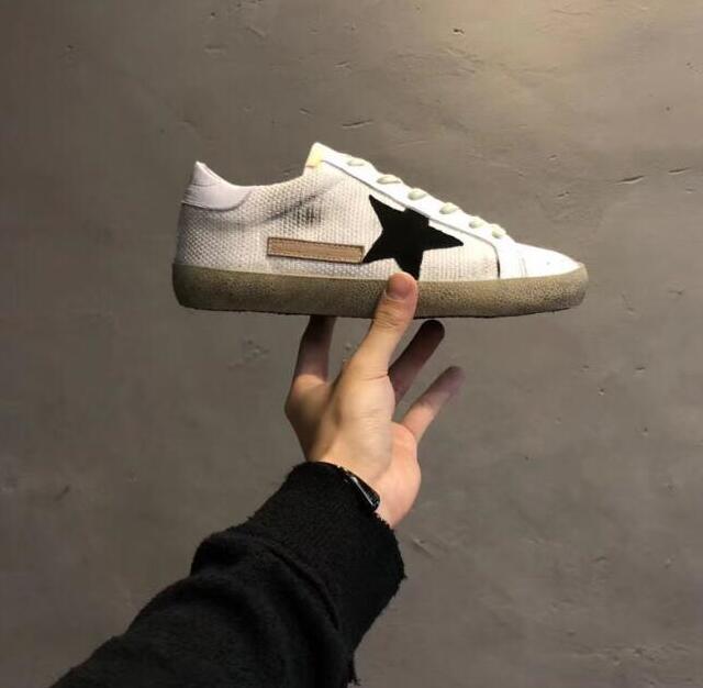 Gdr Vestido Zapatillas Italianas Zapatillas De Deporte En Línea Para Golden Gooses Zapatillas Oxford De Tenis Para Mujer Zapato Casual De Cuero