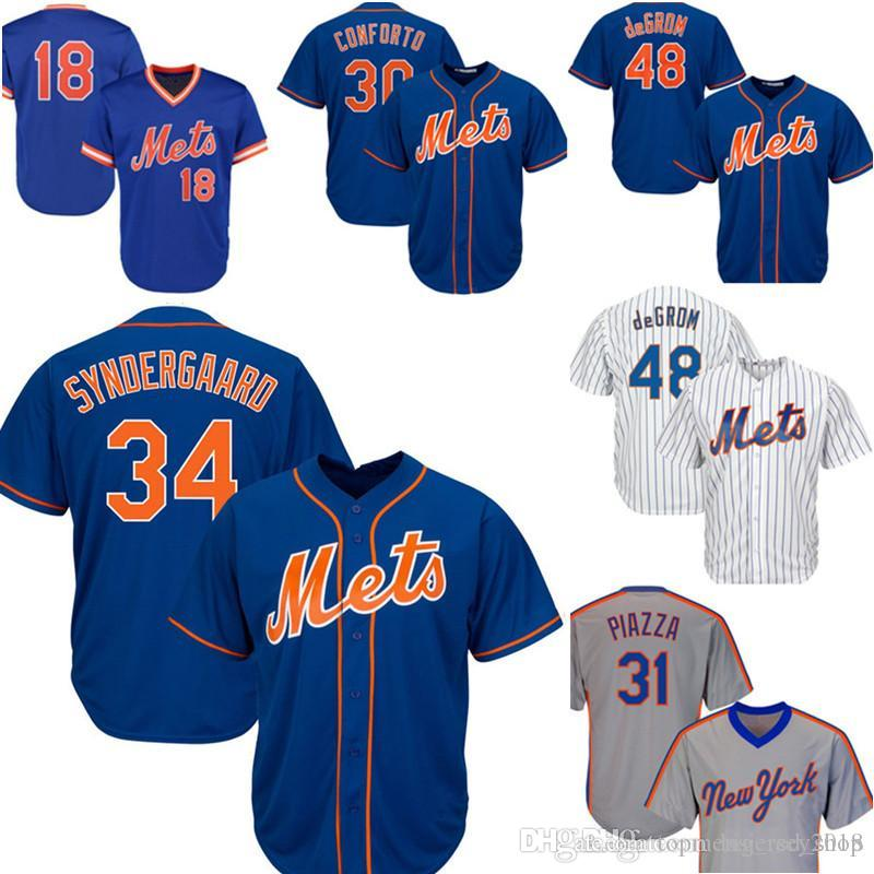 info for f9bb5 1a2d9 New York Men s Mets Noah Syndergaard Majestic Royal Alternate Cool Base  Player Jersey 52 Yoenis Cespedes 17 Keith Hernandez 16 Dwight G
