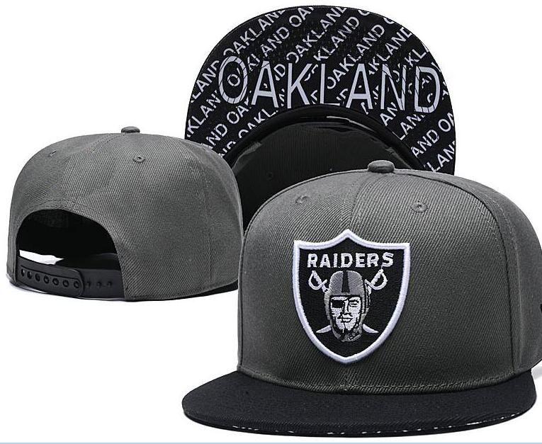 784e84c93566a 2019 Oakland Snapbacks hats Mens Snapback hat New ATL Logo Summer Snapback  Cap Sports Caps wholesale 05