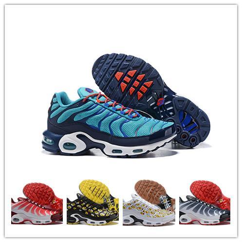 bd8c9a77cf91d5 New Arrive Fashion Mens Tn Plus Chaussures Homme Tns SE NIC QS Men ...