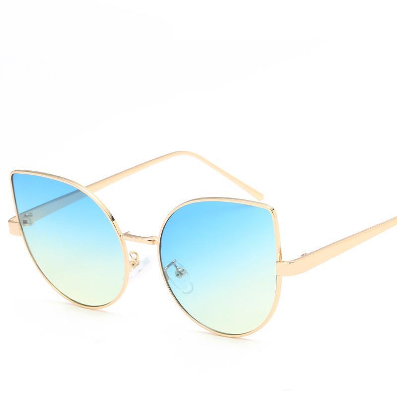 6b23825cb2 2019 New Women Sunglasses Famous Designer Full Frame Luxury Glasses ...