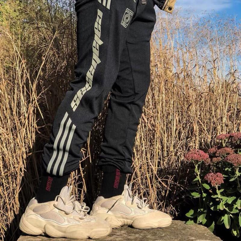 a2b85f4c7d5 2019 SEASON 6 CALABASAS Track Pants Sweatpants Kanye West Men Women Fashion  Casual Pants Sports Bound Feet Pants HFTTKZ023 From Kmoonhouse, $53.65 |  DHgate.