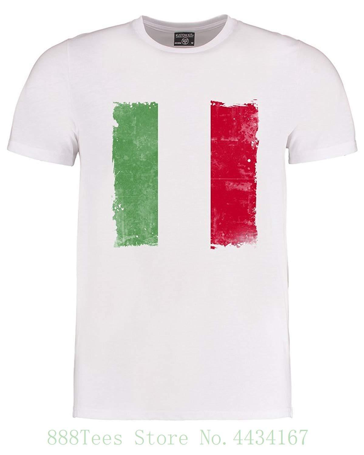61d21c8224e Italian Flag Italy National Pride Country Symbol Men S T Shirt Adult ...