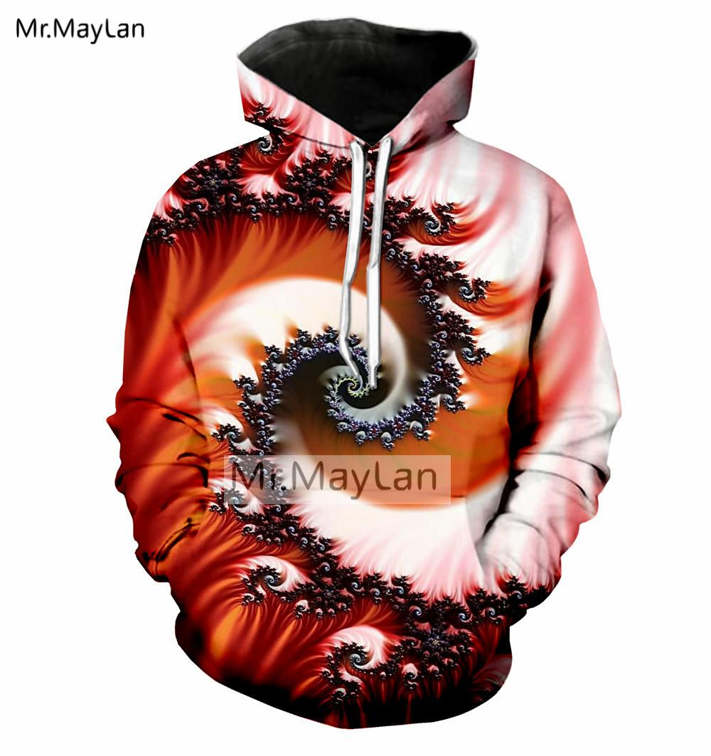 f323212bd6c9 2019 Abstract Spiral Pattern 3D Print Jackets Women Men Punk Streetwear  Hoodies Unisex Male Female Modis Cool Tracksuits Oversized From Dalivid