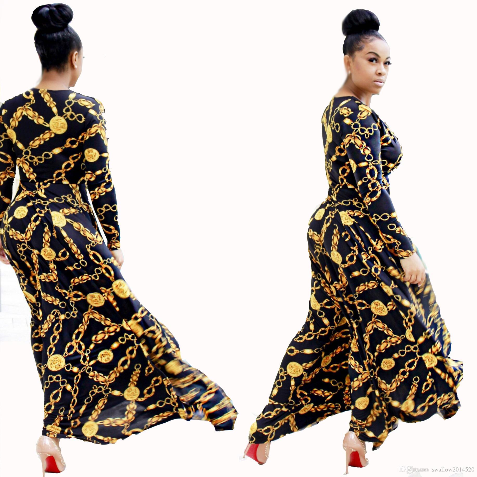 6a21197b8 Compre Venta Caliente Nuevo Diseño De Moda Ropa Africana Tradicional  Imprimir Dashiki Niza Cuello Vestidos Africanos Para Mujeres 2019 A  14.19  Del ...