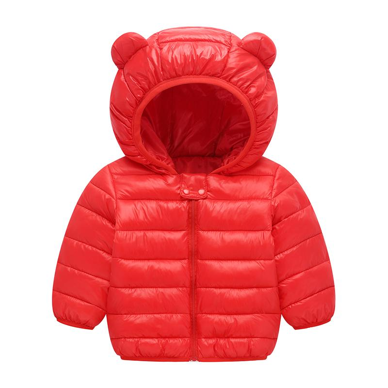 6562629b0a63 2018 Autumn Light Korean Girl Jacket Toddler Girl Coat With Hoodies ...