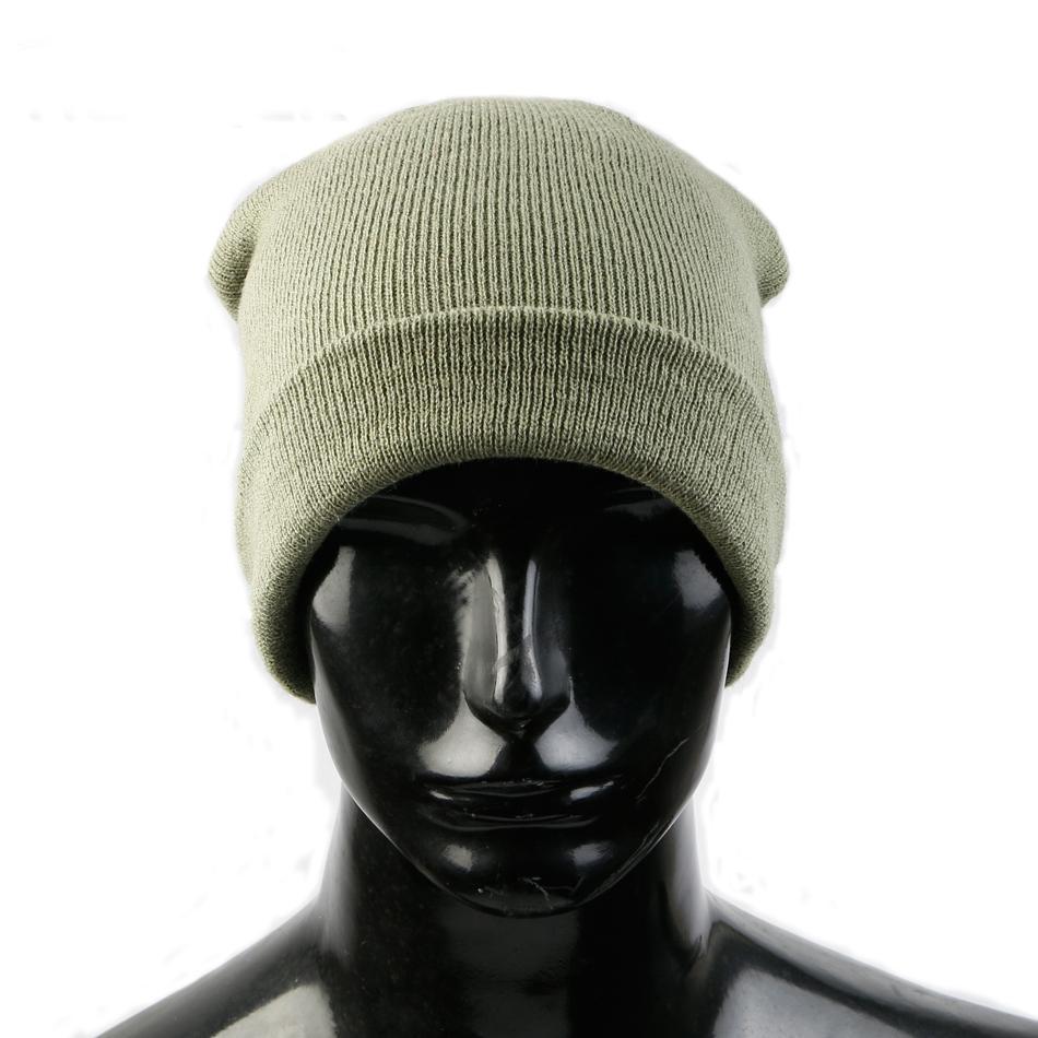 44b0157a07ba0a 2019 Winter Men Knitted Hat Caps Bonnet Warm Baggy Winter Hats For Men  Women Golf Hat Free Shippping From Cutport, $37.15 | DHgate.Com
