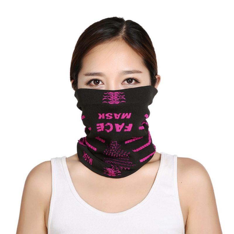 Yoga Fitness & Body Building Provided Unisex Outdoor Sports Magic Headband Cycling Bicycle Mask Neck Warmer Riding Hiking Face Mask Head Scarf Scarves Bandana Mask At Any Cost