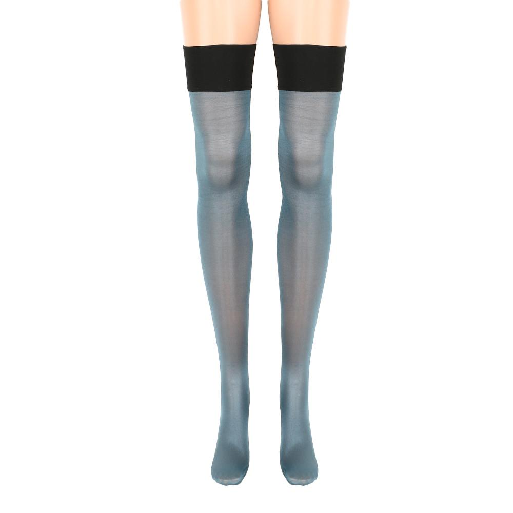 Women's Clothing Classic Hottest Womens Sheer Sexy Shiny Glossy Oil Tight Pantyhose Leggings