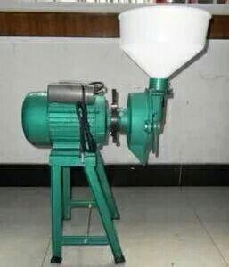 Dry and Wet electric grain mill corn grind machine Model 140 grain grind machine cereal grind Equipment