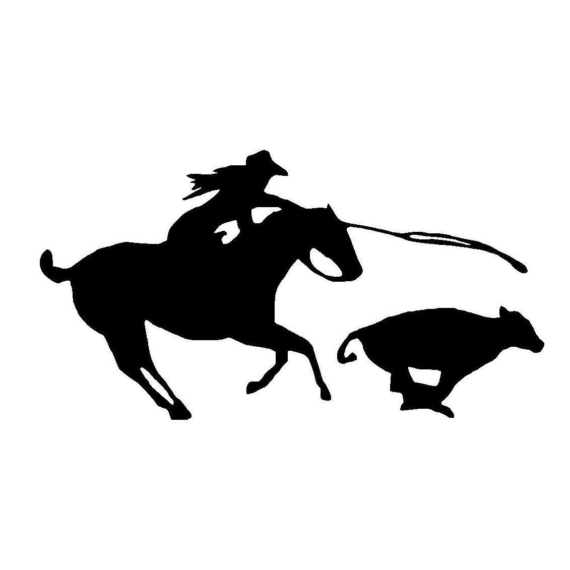 Abseilen Rodeo Aufkleber Western Cowgirl Reiter Auto Fenster Pferd Vinyl Aufkleber Checkered Flaggen Windschutzscheibe Aufkleber